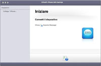 Xilisoft Salvare SMS iPhone su Mac